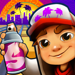 الشعار Subway Surfers