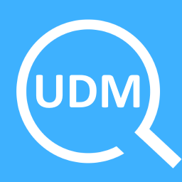 الشعار User Dictionary Manager (UDM)