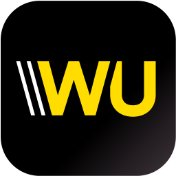 الشعار Western Union International Money Transfers